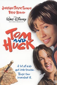 Tom and Huck as Sheriff