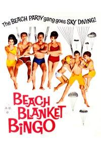 Beach Blanket Bingo as Eric Von Zipper