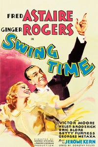Swing Time as Dancer