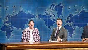 Pete Davidson Slams Saturday Night Live Cast: 'They Think I'm F---ing Dumb'