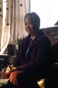Takayo Fischer as Mrs. Cheng