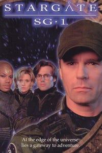 Stargate SG-1 as Sara O'Neill