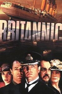 Britannic as Captain Barrett