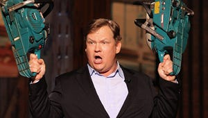Andy Richter: Prepare For a Lot of Silliness on Team Coco Special