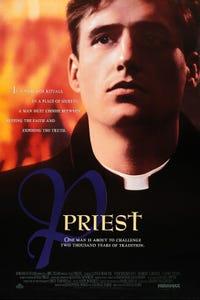 Priest as Graham
