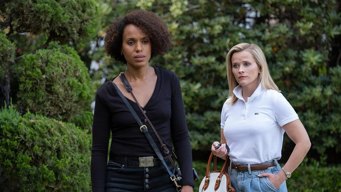 Kerry Washington and Reese Witherspoon, Little Fires Everywhere