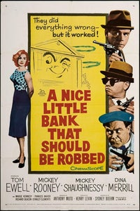 A Nice Little Bank That Should Be Robbed as Margie