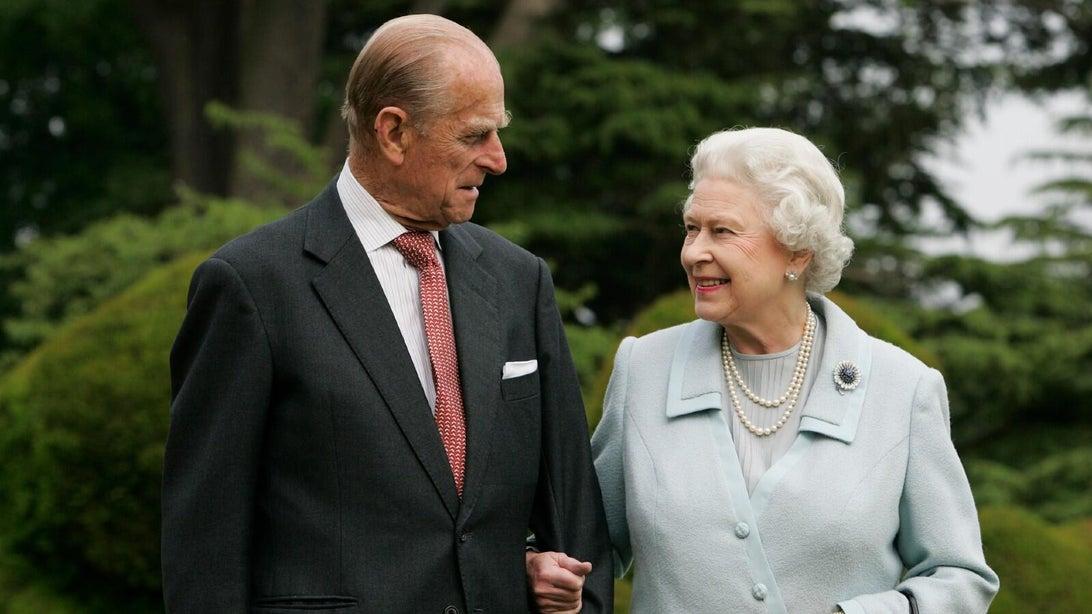 Her Majesty Queen Elizabeth II and Prince Philip, The Duke of Edinburgh