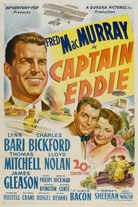 Captain Eddie as Census Taker