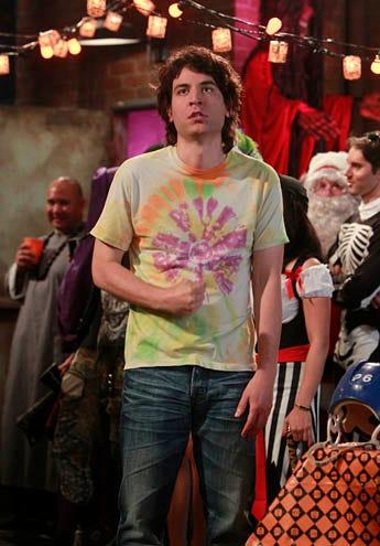 """How I Met Your Mother - Season 7 - """"The Slutty Pumpkin Returns"""" - Josh Radnor"""