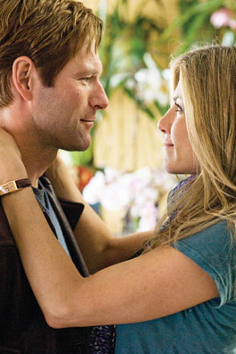 Love Happens - Aaron Eckhart and Jennifer Aniston