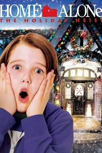 Home Alone: The Holiday Heist as Alexis Baxter