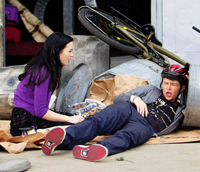 """Sonny With A Chance - Season 2 - My Two Chads"""" - Demi Lovato and Sterling Knight"""