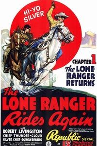 Lone Ranger Rides Again as Bart Dolan