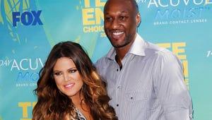 Khloe Kardashian Says She Isn't Getting Back with Lamar Odom