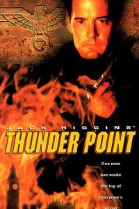 Jack Higgins' 'Thunder Point' as Crawford