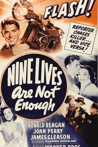 Nine Lives Are Not Enough as Copy Boy