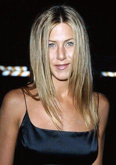 Jennifer Aniston - The 26th Annual People's Choice Awards, January 7, 2001