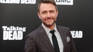 Chris Hardwick Will Be Back as Host of Talking Dead, Whether You Like It Or Not