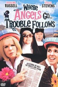 Where Angels Go---Trouble Follows! as Marvel Ann Clancy