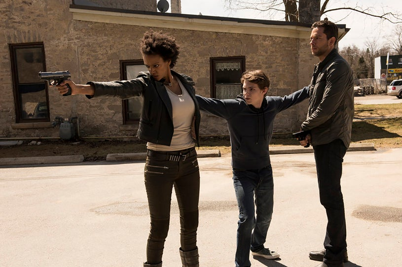 Heroes Reborn - Season 1 - Episode 101 - Judith Shekoni, Robert Kay, Zachary Levi