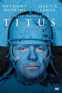Titus as Titus Andronicus