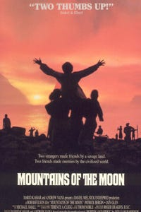 Mountains of the Moon as Attendant