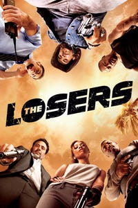 The Losers as Roque