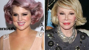 Kelly Osbourne, Joan Rivers Among Upcoming  Guest Hosts on The View