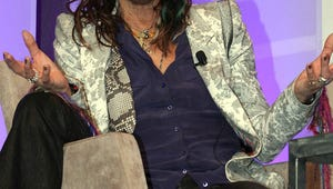 """Steven Tyler Wants Donald Trump to Stop Using """"Dream On"""""""