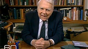 Andy Rooney Leaving 60 Minutes After More Than 30 Years