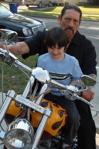 Danny Trejo as Uncle Machete