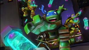 Exclusive: Nickelodeon Sets Premiere Date for Teenage Mutant Ninja Turtles Season 2