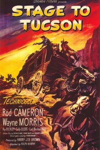 Stage to Tucson as Sam Granger