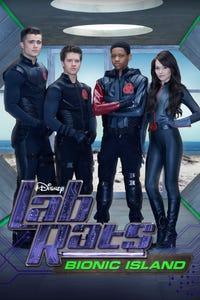 Lab Rats: Bionic Island as FBI Agent