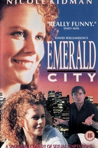 Emerald City as Colin Rogers