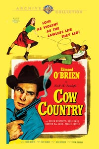 Cow Country as Terrell