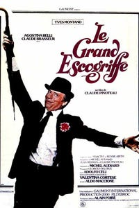 Le Grand Escogriffe as The Widow