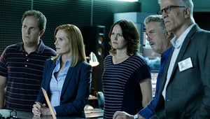 Gil Grissom's Back! See His Reunion with Sara Sidle in This CSI Finale Promo