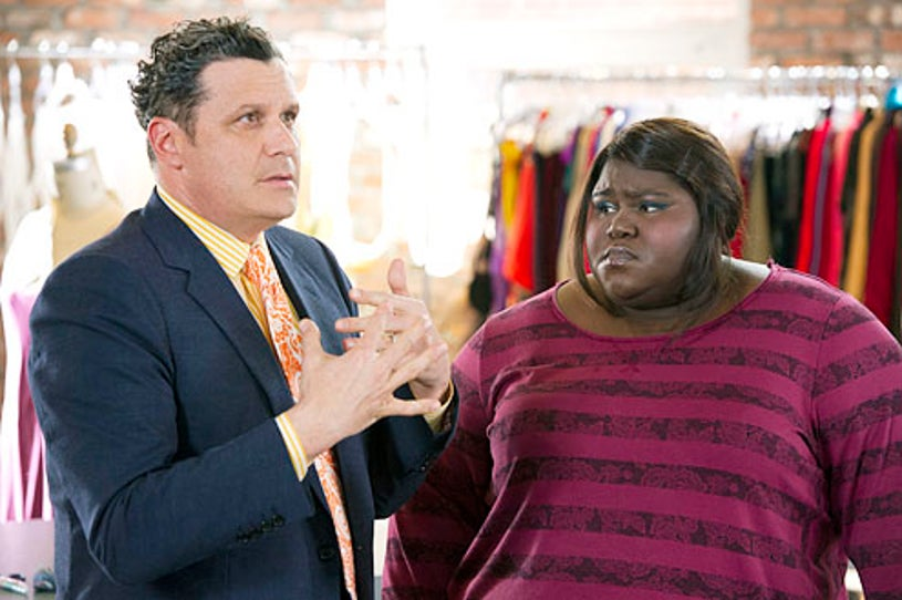 """The Big C: Hereafter - """"You Can't Take It With You"""" - Isaac Mizrahi and Gabourey Sidibe"""