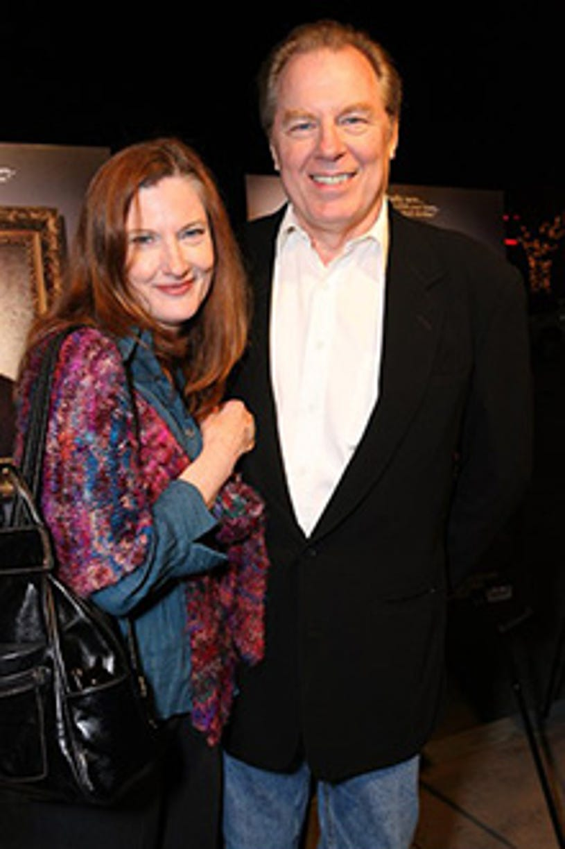 """Annette O'Toole and Michael McKean - The 2007 Los Angeles Film Festival """"Joshua"""" screening, June 26, 2007"""