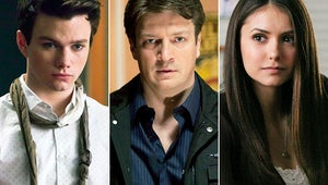 Mega Buzz: Glee in NYC, a Castle Getaway and Elena's New Vampire Toy