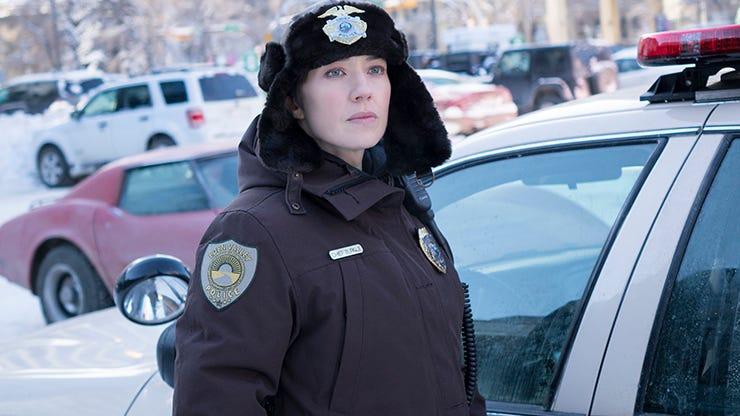 Carrie Coon, Fargo