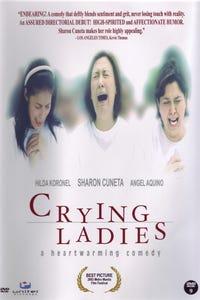 Crying Ladies as Aling Doray