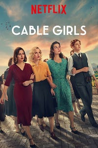 Cable Girls as Marga