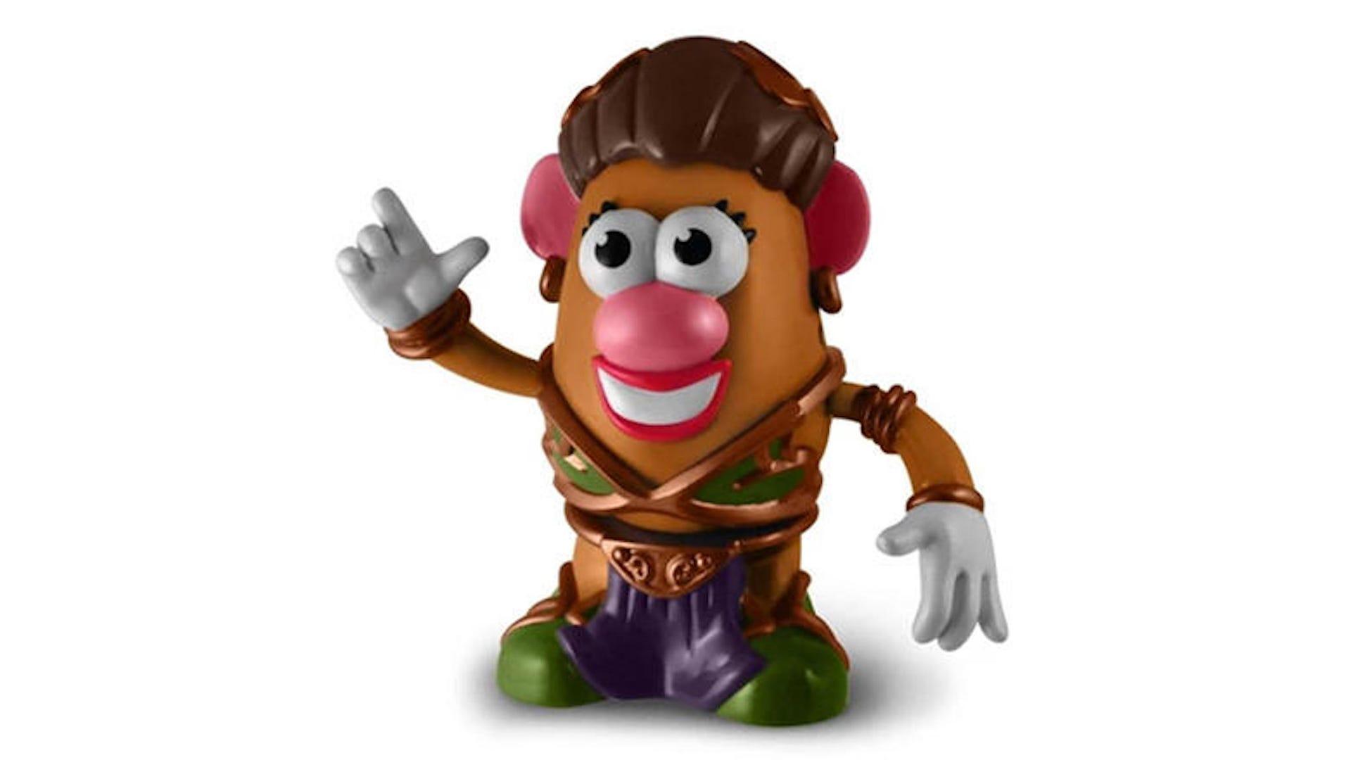 Princess Leia Mrs. Potato Head