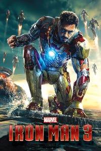 Iron Man 3 as Tony Stark