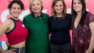 Yaass! Hillary Clinton Will Appear on Broad City Season 3