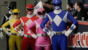 Here's How You Can Watch over 800 Power Rangers Episodes for Free