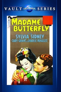 Madame Butterfly as Cho-Cho San
